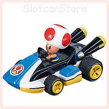 "Carrera Go 64036 Nintendo Mario Kart 8 ""Toad"" 1:43 CAR AUTO"
