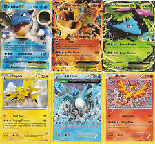 Pokemon 151 Card Set - Charizard EX - Mewtwo - Mew - Blastoise - Generation 1 NM