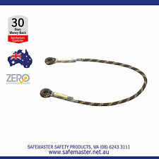 ZERO Rope Fixed Lanyard 0.5m, No Shock Absorber