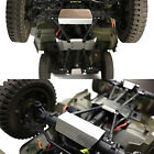 Metal Guard Plate Chassis Armor for FMS 1/6 Willis SCALER Climber Jeep Model Car