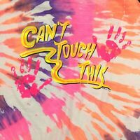 Vintage T-Shirt 1990 Can't Touch This Tie-Dye 2-sided Shirt, Loose Fit One Size