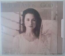 "Tori Amos God CD-Single USA 1994 estuche ""ecopack"""