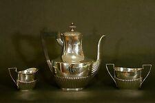 Antiique Gorham Sterling 3 piece Coffee or Tea Set