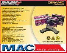 Front Ceramic Brake Pads for Infiniti FX35 FX45 for Nissan ALTIMA MAXIMA MURANO