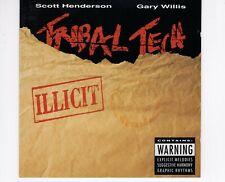 CDSCOTT HENDERSON / GARY WILLIStribal techEX-FUSION JAZZ   (R2183)