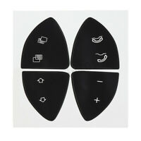 Steering Wheel Button Repair Decal Sticker For Mercedes W220 S430 S500 Cl500