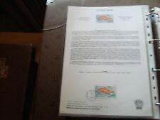 TAAF document 1/1/94 - timbre - yvert et tellier n° 190 (la rascasse)