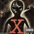 THE X FILES Songs In The Key Of X CD