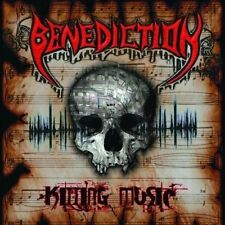 Killing Music BENEDICTION CD ( FREE SHIPPING)