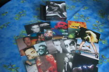 COFFRET 19 CD SINGLES (CARDSLEEVE) SINGLE BOX  ROBBIE WILLIAMS 2004