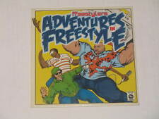 CD FREESTYLERS ADVENTURES IN FREESTYLE 15 TRACCE
