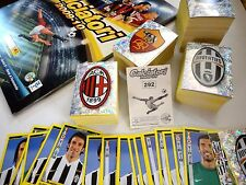 CALCIATORI Panini 2009-2010 - ALBUM VUOTO + Full-Set Completo Figurine-stickers