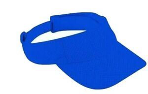 Augusta Sportswear Adult Athletic Sweatband Folds Mesh Visor. 6227