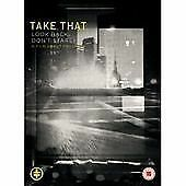 TAKE THAT LOOK BACK DON'T STARE (A FILM ABOUT PROGRESS) DVD DOCUMENTARY NEW