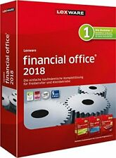 Lexware Financial Office 2018 Jahresversion 365-tage