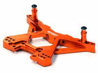 Integy RC Model Hop-ups C26316BLUE Billet Machined T3 Rear Shock Tower for 1//10 Stampede 4X4 /& Slash 4X4