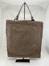 Falor Firenze Hand Woven Leather It
