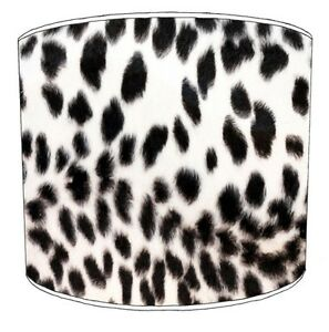 Animal Print Lampshades To Match Duvets Throws Ceiling Lights Table Lamp