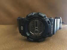 Casio Men's G9100-2 G-Shock Gulfman Tide and Moon Watch  (Navy Blue)