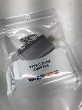 Thunderbolt 3 USB-C to Mini DisplayPort Converter Type-C Mini DP Adapter for Mac