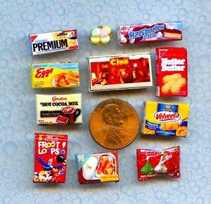 Lundby 1:16 scale DOLLHOUSE Miniature Visual Grab Bag Sale Lot  #  2831