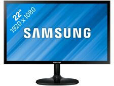 "Monitor Curved 22"" CF390 HD FreeSync DISPLAY"