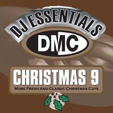 DMC DJ Essentials Christmas Vol 9 - More Fresh And Classic Xmas Cuts CD
