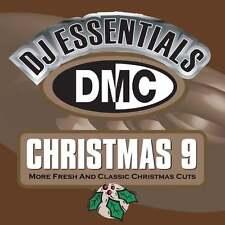 DMC DJ Essentials Christmas Vol 9 - More Fresh And Classic Xmas Cuts CD
