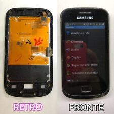 SAMSUNG GT-S6500 Originale LCD + TOUCH + FRAME