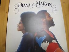 "STMA 8015 UK 12"" 33RPM 1973 DIANA & MARVIN EX"