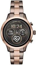 Michael Kors Women's MKT5047 Gen 4 Runway 41mm Touchscreen SS Smartwatch