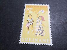 SURINAME, timbre 447, ANNEE ENFANT, VOOR HET KIND, neuf**, MNH STAMP