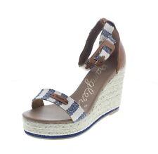Sandali e scarpe blu per il mare da donna Numero 39