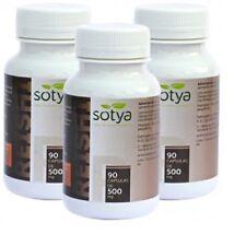BOT044- REISHI 500mg SOTYA 3 x 90cps . Insominio, ansiedad y estrés
