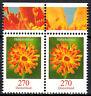3475 postfrisch Paar waagerecht Rand oben BRD Bund Deutschland Briefmarke 2019