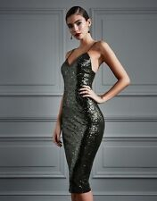 Sequin Sleeveless Party Topshop Dresses for Women