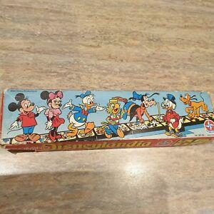 Vintage Disneylandia domino game