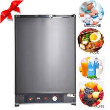 Smad 2.1 cu ft 3 Way Gas RV Camper Fridge Absorption 12V Motorhome Refrigerator