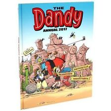 The Dandy Annual 2017 by Thomson -DESPERATE DAN ANNUALS- 9781845356057 A12