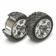 Traxxas 5576R All-Star Wheels w/ Anaconda Tires Rustler Stampede VXL XL5 Jato