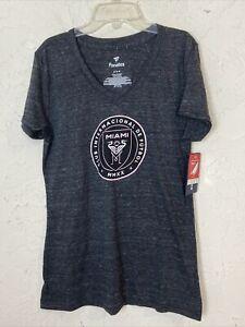 Inter Miami CF Primary MLS Fanatics Women's T shirt M NWT