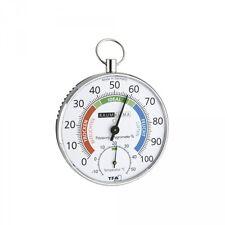 Thermometer Hygrometer Wohnraum Klimatest Messgerät zum Hängen Haar Hygrometer