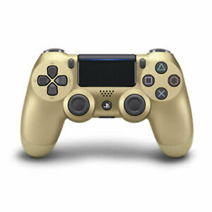 Sony PS4 Wireless DualShock gold V2 Playstation Controller