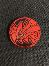 Pokemon Red Yveltal Forbidden Light Blister Collector COIN - NEW