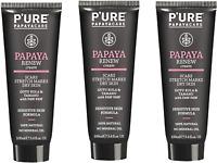 3 x 100g PURE PAPAYACARE Papaya Renew Cream ( previously Phytocare Gotu Fade )