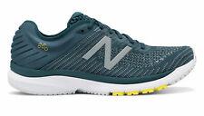 New Balance Men's 860 V10 Running Shoe, Orion Blue/Yellow, 12.5 2E(W) US