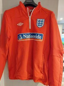 England Umbro Football Training Top Shirt Jersey Size L Nationwide