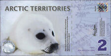 Arctic Territories 2 Polar Dollars 2010 Pick 1 (1) Polymer