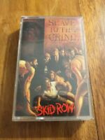 SKID ROW SLAVE TO THE GRIND CASSETTE TAPE ATLANTIC 1991