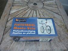 Fahrradlift, Wandhalterung, Deckenmontage, Gewicht bis 20 kg, ksport